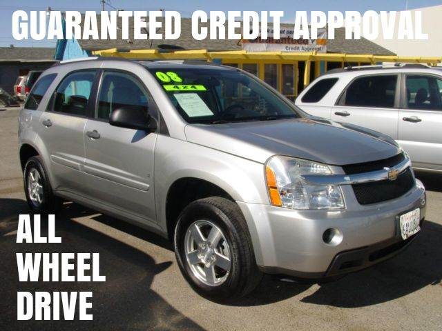 2008 chevrolet equinox awd ls 4dr suv in victorville ca. Black Bedroom Furniture Sets. Home Design Ideas