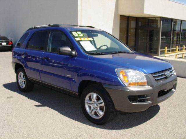 2005 kia sportage lx awd 4dr suv in victorville ca c s auto sales inc. Black Bedroom Furniture Sets. Home Design Ideas