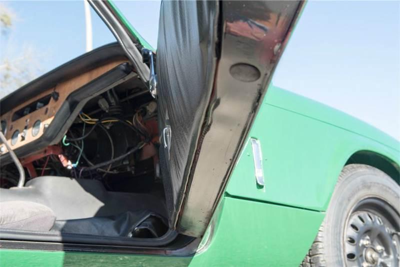 1974 Triumph Spitfire 1500  - Sacramento CA