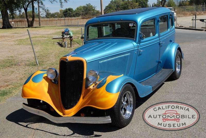 1934 Ford Fordor