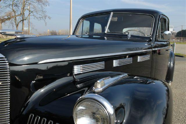 1940 LaSalle Sedan