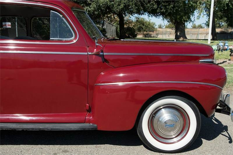 1941 Ford Super Deluxe  - Sacramento CA