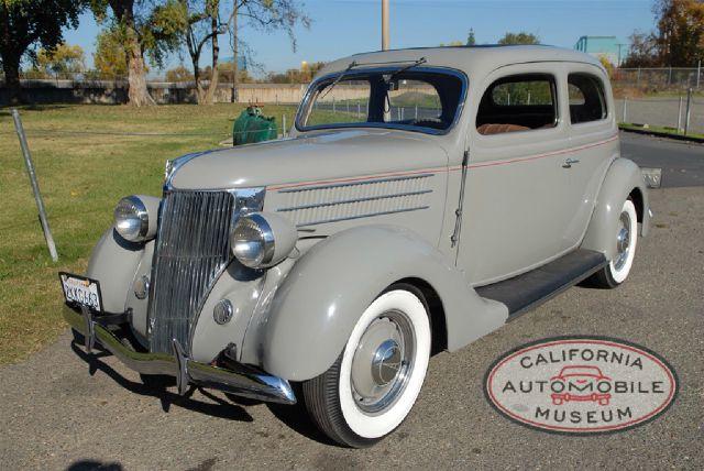 1936 Ford Tudor