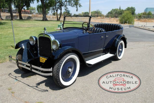 1925 Dodge Brothers Sport Touring