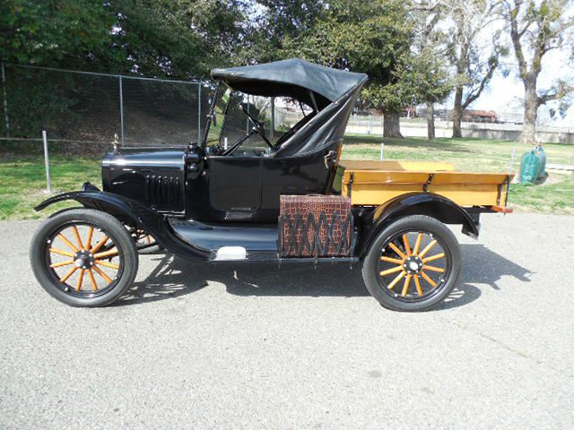 1919 Ford Model T Runabout/Truck