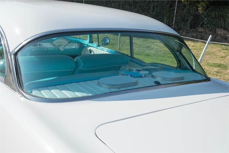 1955 Chevrolet Bel Air Hardtop - Sacramento CA