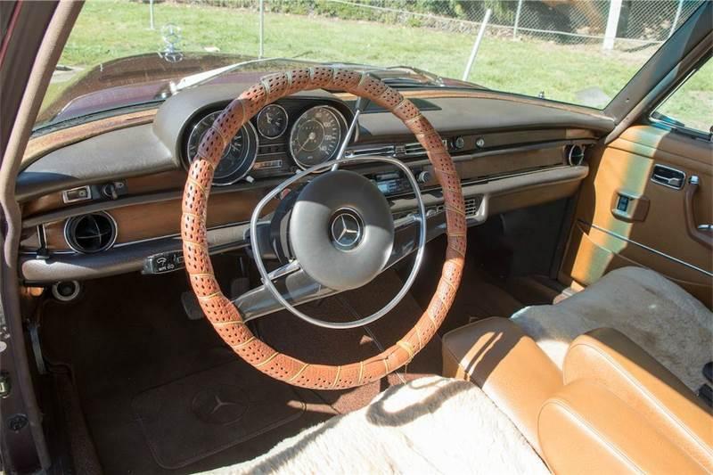 1969 Mercedes-Benz 280-Class 280S - Sacramento CA