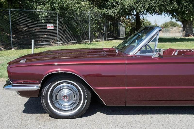 1966 Ford Thunderbird  - Sacramento CA