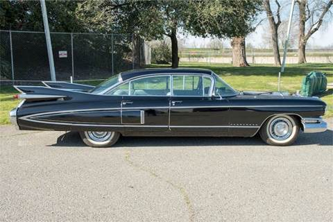 1959 Cadillac Sixty Special
