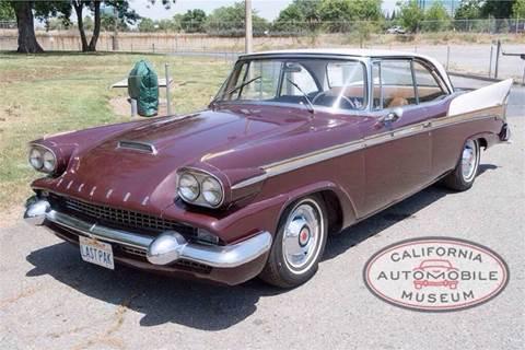 1958 Packard Hardtop
