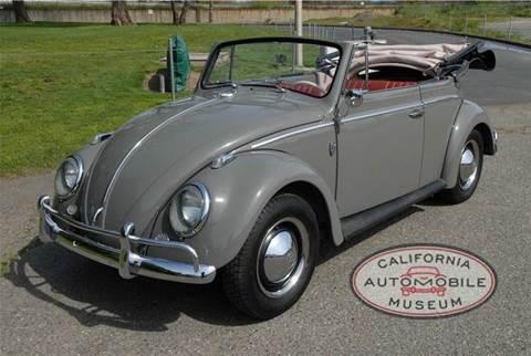 1964 Volkswagen Beetle Convertible