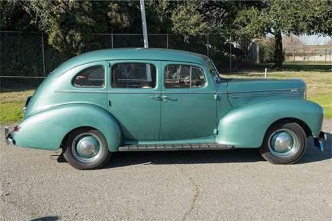 1940 Hudson 40