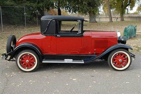 1928 Oldsmobile Coupe