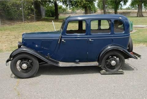 1932 Ford Model Y
