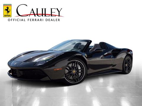 2017 Ferrari 488 Spider for sale in West Bloomfield, MI
