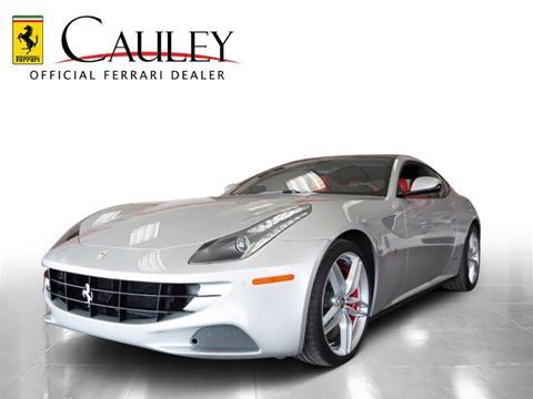 Ferrari Ff For Sale Carsforsale