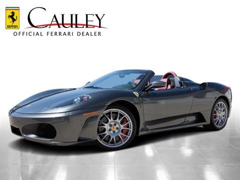 2008 Ferrari F430 Spider for sale in West Bloomfield, MI