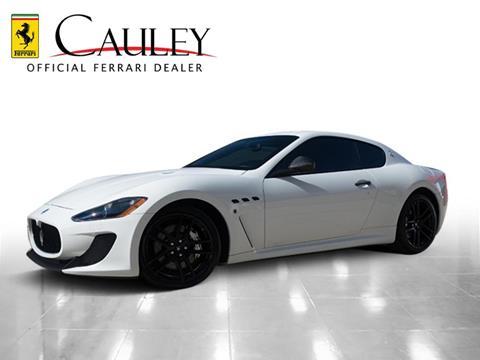 2012 Maserati GranTurismo for sale in West Bloomfield, MI