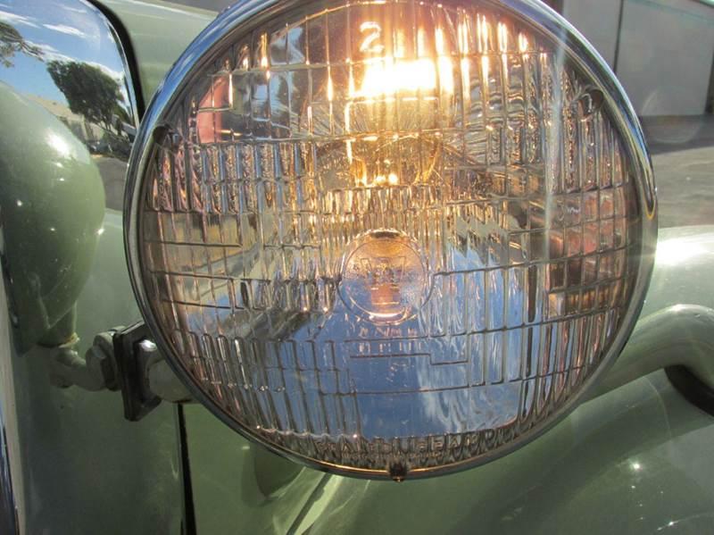 1952 MG TD  - Doral FL