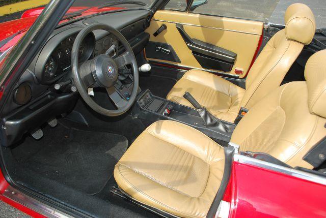 1989 Alfa Romeo Spider Graduate - Doral FL