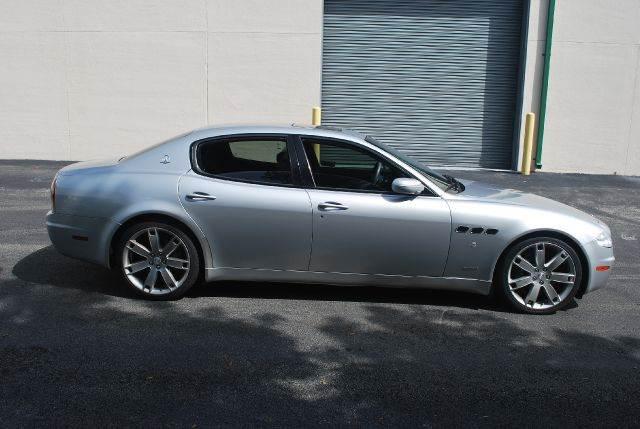 2008 Maserati Quattroporte Sport GT S Automatic 4dr Sedan - Doral FL