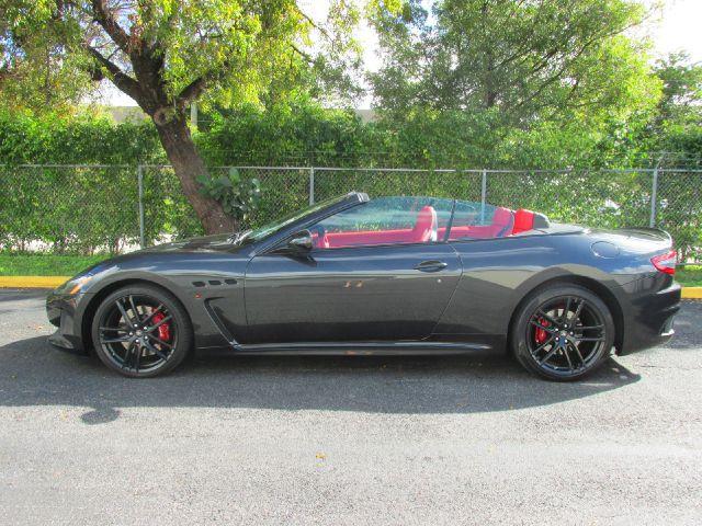 2013 Maserati GranTurismo Sport 2dr Convertible - Doral FL