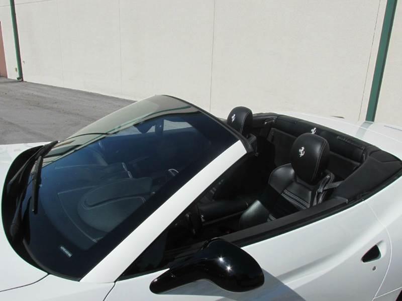 2013 Ferrari California  - Doral FL