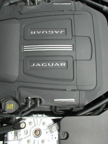 2014 Jaguar F-TYPE Base 2dr Convertible - Doral FL