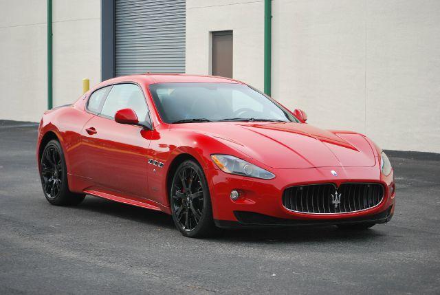 2011 Maserati GranTurismo S Automatic 2dr Coupe - Doral FL