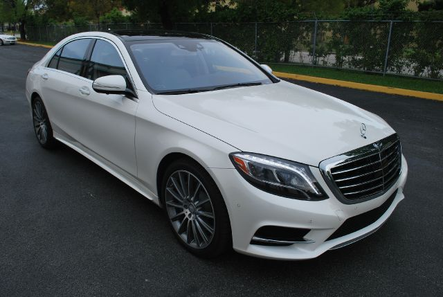 2014 Mercedes-Benz S-Class S550 4dr Sedan - Doral FL