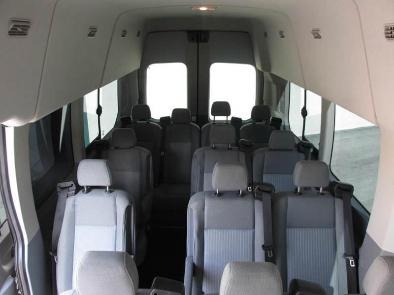 2016 Ford Transit Wagon 350 XLT HD 3dr LWB High Roof DRW Extended Passenger Van w/Sliding Passenger Side Door - Doral FL