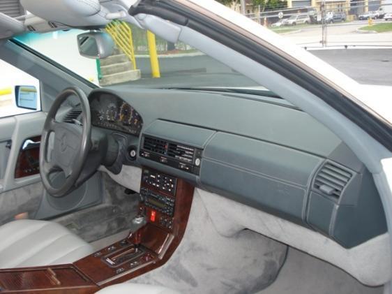 1995 Mercedes-Benz SL-Class SL600 2dr Convertible - Doral FL
