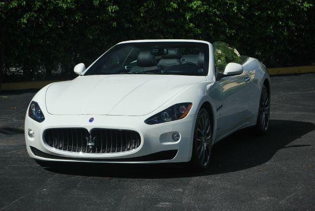 2011 Maserati GranTurismo Convertible - Doral FL