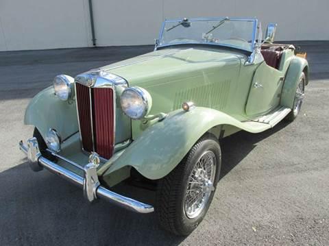 1952 MG TD for sale in Doral, FL