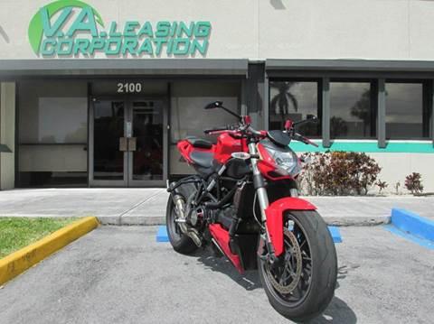 2011 Ducati Street Fighter