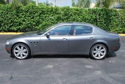 2006 Maserati Quattroporte