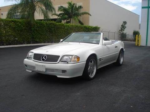 1995 Mercedes-Benz SL-Class for sale in Doral, FL