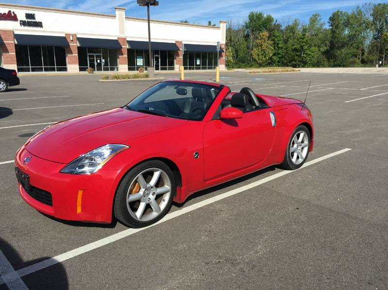 2005 nissan 350z grand touring 2dr roadster in warrensville contact sciox Images