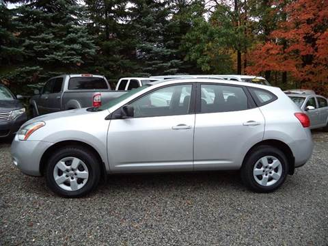 2009 Nissan Rogue for sale in Warrensville Heights, OH