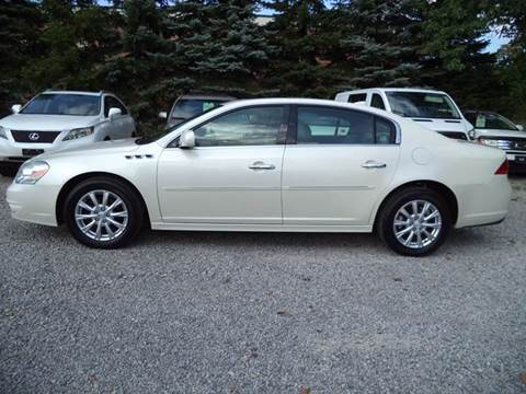 2010 Buick Lucerne for sale in Warrensville Heights, OH