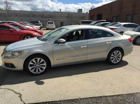 2009 Volkswagen CC for sale in Warrensville Heights, OH