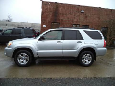 2007 Toyota 4Runner for sale in Warrensville Heights, OH