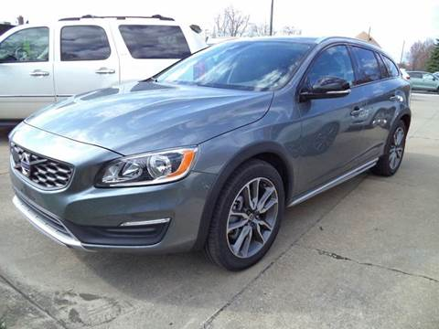 2017 Volvo V60 Cross Country for sale in Warrensville Heights, OH