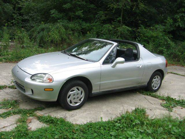 1996 honda civic del sol s 2dr coupe in muskego wi. Black Bedroom Furniture Sets. Home Design Ideas