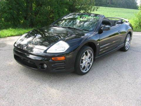 2003 Mitsubishi Eclipse Spyder for sale in Muskego, WI