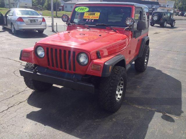 1997 Jeep Wrangler for sale in Lapeer MI