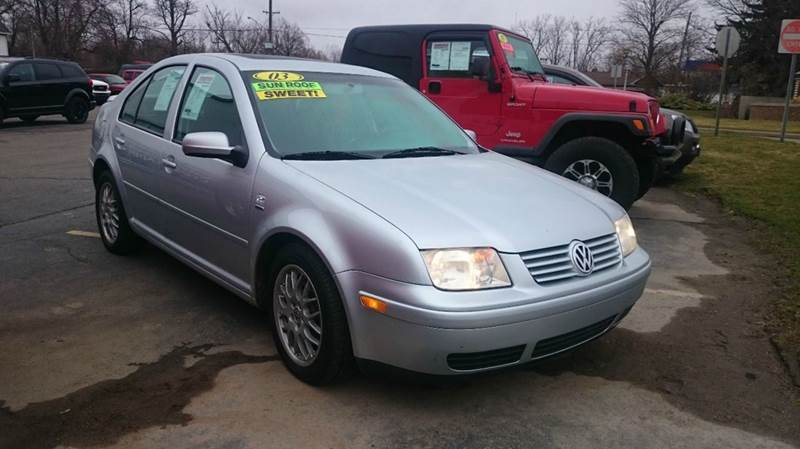 2003 volkswagen jetta wolfsburg edition 4dr turbo sedan in lapeer mi la auto rv sales and. Black Bedroom Furniture Sets. Home Design Ideas