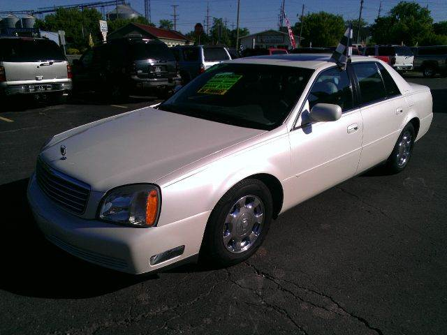 2002 Cadillac Deville For Sale In Lapeer Mi