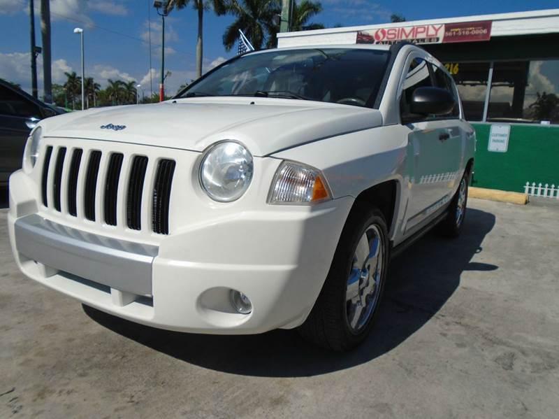 2008 Jeep Compass