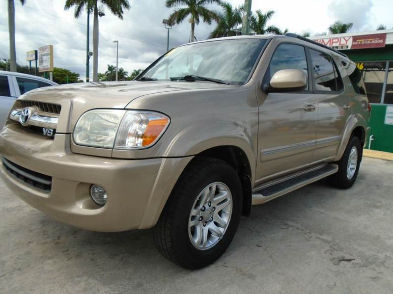 used toyota sequoia for sale west palm beach fl cargurus. Black Bedroom Furniture Sets. Home Design Ideas